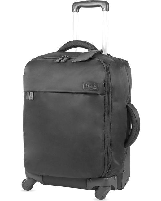 Lipault - Gray Original Plume Four-wheel Cabin Suitcase 55cm for Men - Lyst