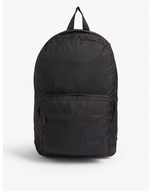 Herschel Supply Co. Black Pop Quiz Backpack for men