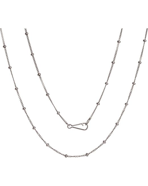 Annoushka | Classic Saturn 18ct White-gold Short Chain | Lyst