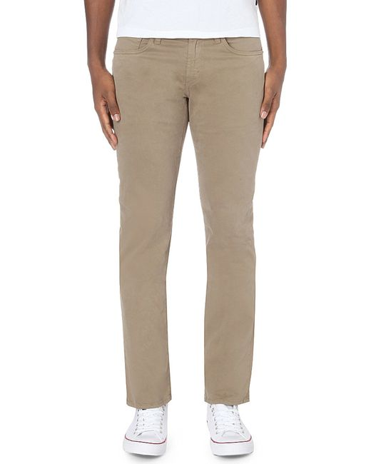 J Brand | Natural Kane Slim-fit Straight Jeans for Men | Lyst