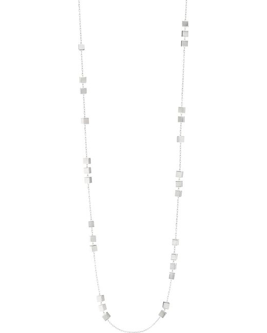 Georg Jensen | Metallic Aria Sterling Silver Sautoir Necklace | Lyst