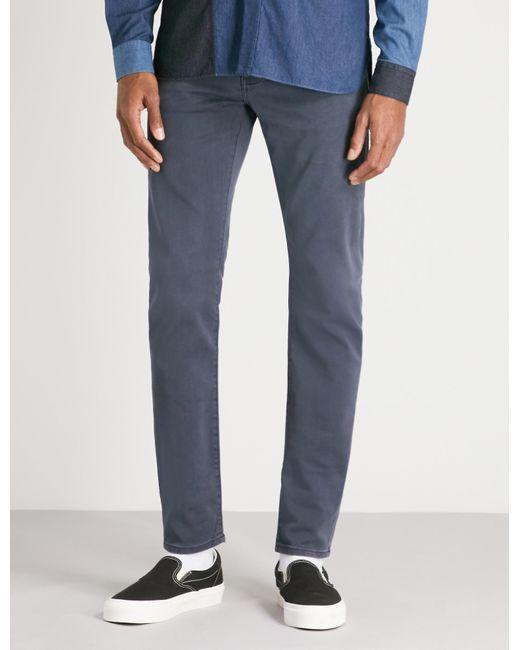 Neuw Blue Men's Liberte Lou Slim-fit Tapered Jeans for men