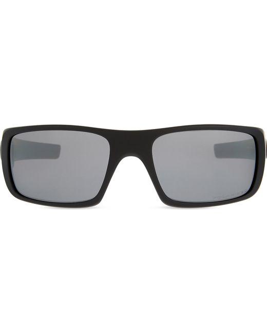 e86c8bad12 Lyst - Oakley Crankshafttm Oo9239 Wrap Sunglasses in Black for Men