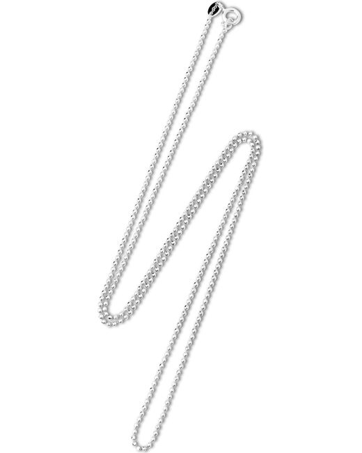 Links of London | Metallic Ball Chain Necklace | Lyst