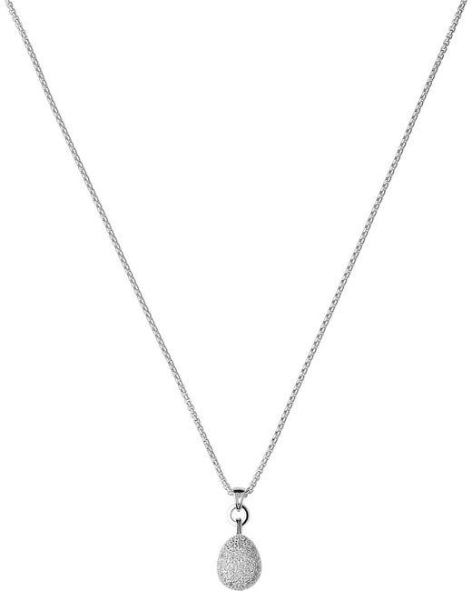 Links of London | Metallic Diamond Essentials Pave Necklace | Lyst