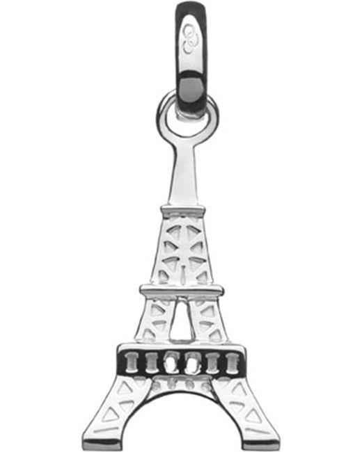 Links of London   Metallic Eiffel Tower Sterling Silver Charm   Lyst