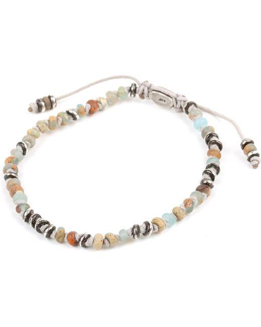 M. Cohen | Metallic Templar Gemstone Bracelet | Lyst