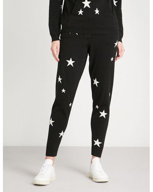 Chinti & Parker - Black Star Track Pants - Lyst