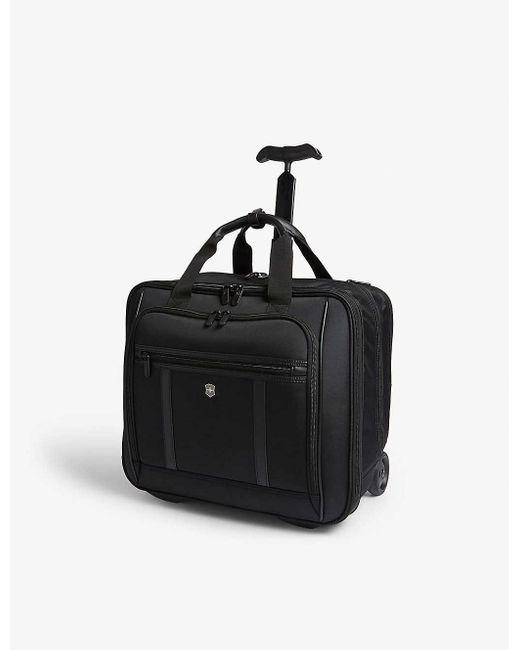 Victorinox Black Werks Pro 2.0 Wheeled Briefcase