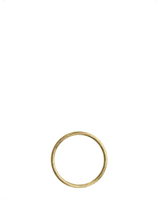 Annoushka - Hoopla 18ct Yellow-gold Hoop Pendant - Lyst