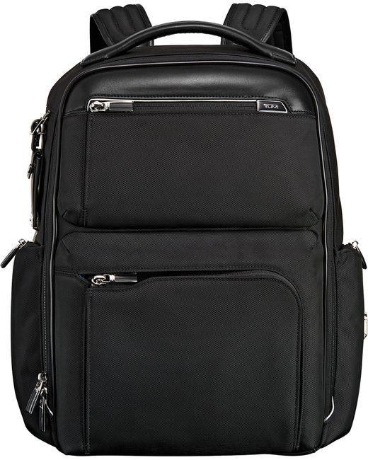 Tumi - Black Arrivé Bradley Backpack for Men - Lyst