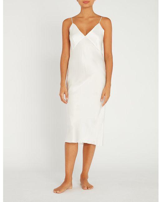 Issa Silk Slip Dress