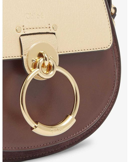 Chloé Multicolor Tess Day Small Leather Cross-body Bag
