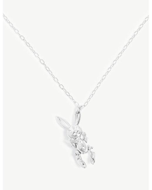 Ambush - Metallic Metal Rabbit Necklace for Men - Lyst