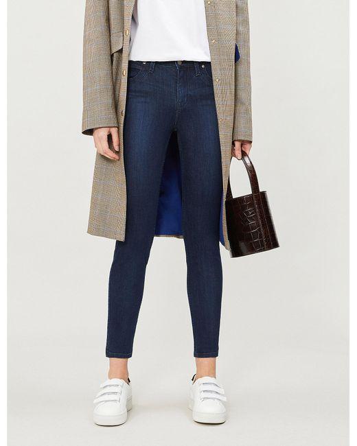 Lee Jeans - Blue Scarlett Skinny High-waist Jeans - Lyst