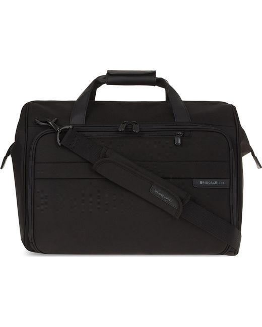 Briggs & Riley - Black Baseline Framed Weekend Bag 39cm for Men - Lyst