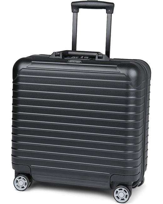 Rimowa | Black Salsa Four-wheel Business Suitcase 43cm for Men | Lyst