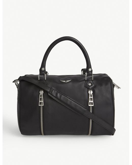 Zadig & Voltaire Noir Black Bags Sunny Cross Body Bag