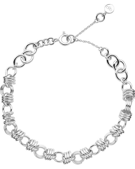 Links of London   Metallic Sweetie Extra Small Charm Chain Bracelet   Lyst