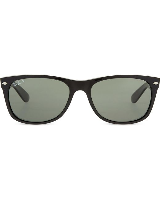7e5c0afbbf1 Ray-Ban - Black Rb2132 New Wayfarer Classic Sunglasses - Lyst