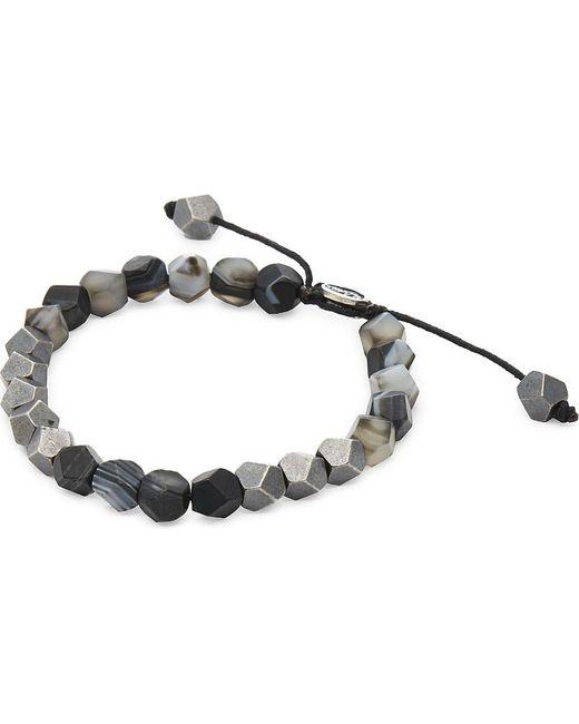 M. Cohen | Metallic Deca 10 Beaded Bracelet | Lyst