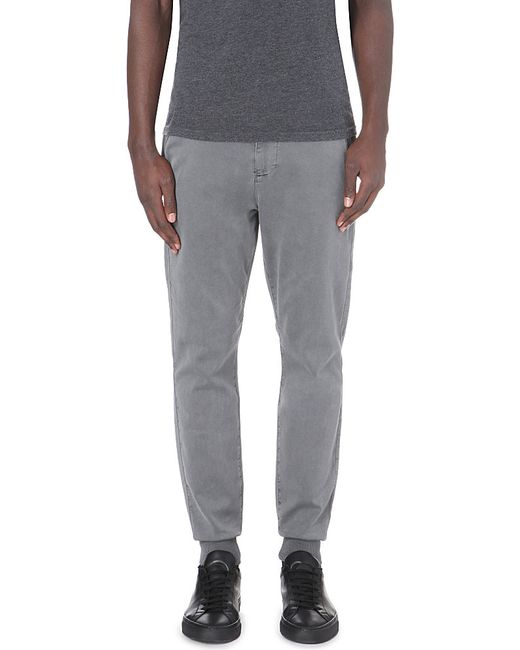 PAIGE | Gray Baxter Stretch-jersey Jogging Bottoms for Men | Lyst