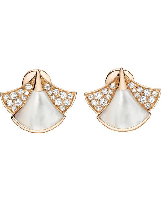BVLGARI   White Divas' Dream 18kt Pink-gold   Lyst