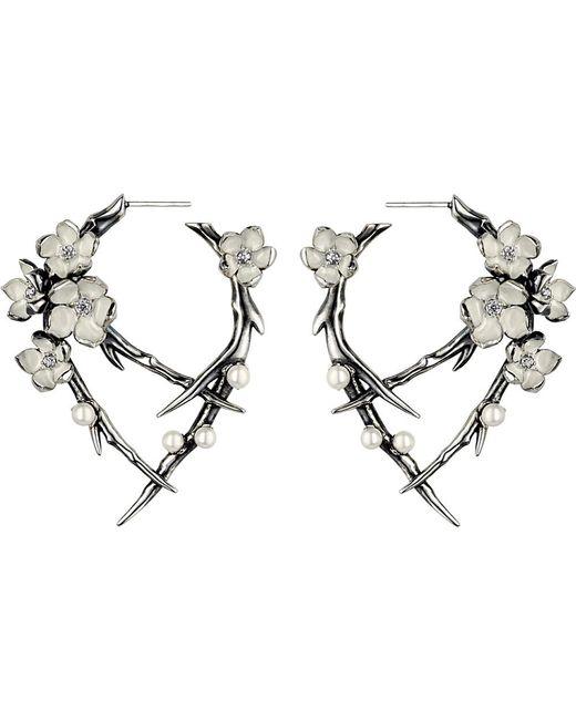 Shaun Leane   Metallic Cherry Blossom Sterling Silver   Lyst
