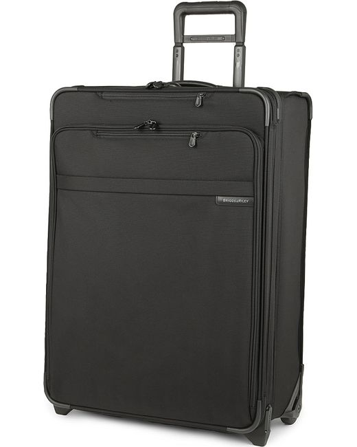 Briggs & Riley | Black Baseline Large Expandable Upright Suitcase 68cm for Men | Lyst