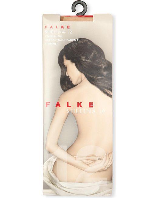 Falke - Black Shelina 12 Denier Tights - Lyst