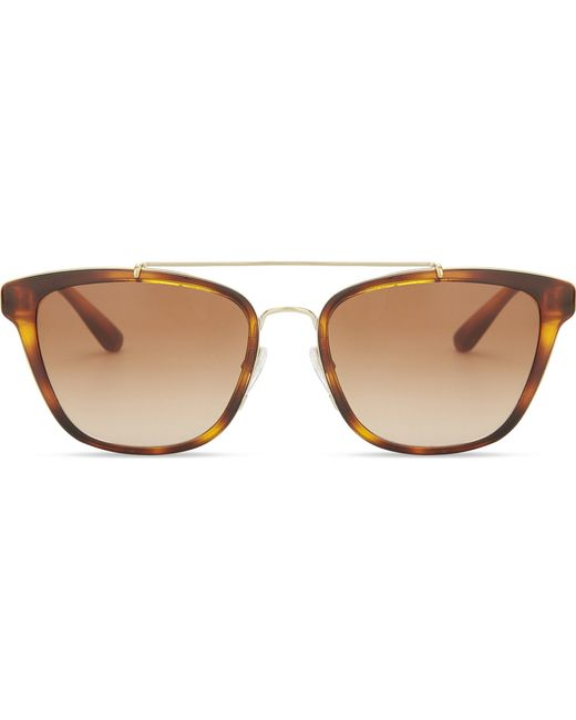 Burberry | Multicolor Be4240 Square-frame Sunglasses | Lyst