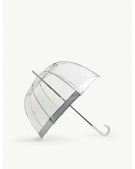 Fulton Metallic Birdcage Umbrella