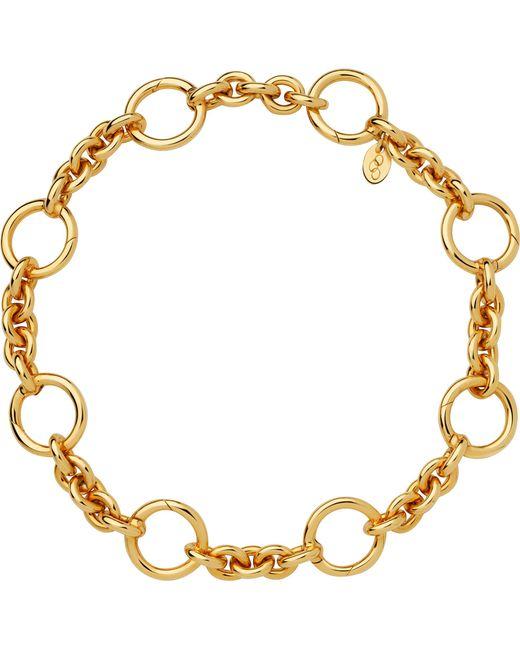 Links of London | Metallic Capture 18ct Yellow-gold Vermeil Bracelet | Lyst
