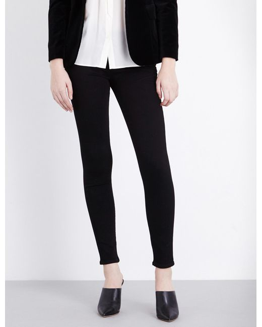 PAIGE - Black Verdugo Ultra-skinny Mid-rise Jeans for Men - Lyst