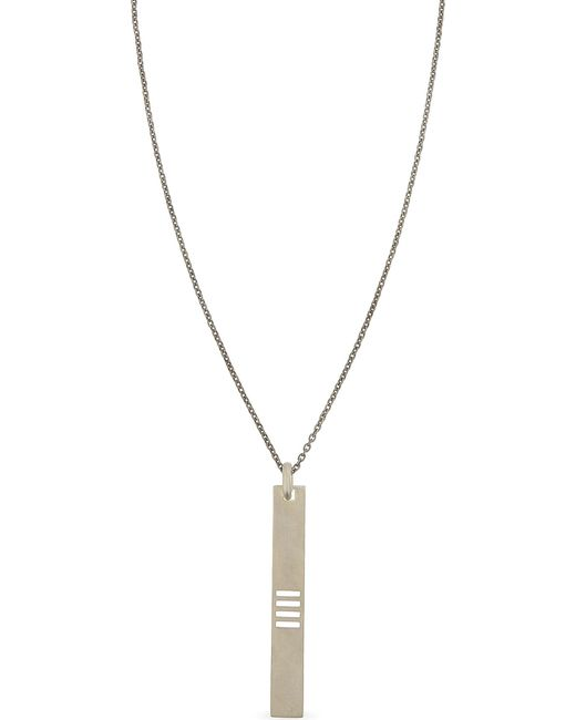 Parts Of 4 | Metallic Plate Punchout Necklace | Lyst