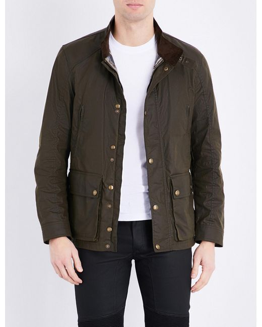 Belstaff | Multicolor Tourmaster Cotton Jacket for Men | Lyst