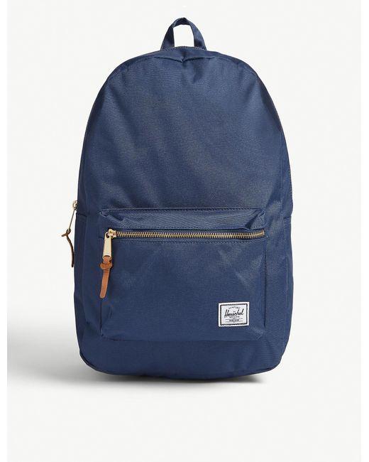 Herschel Supply Co. Blue Settlement Backpack