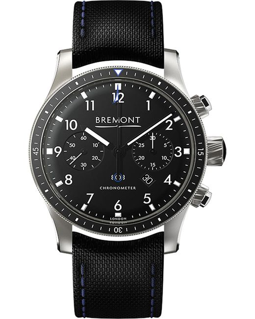 Bremont - Black 247 Boeing Stainless Steel Automatic Watch - Lyst