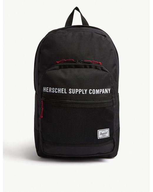 Herschel Supply Co. Black Kaine Backpack
