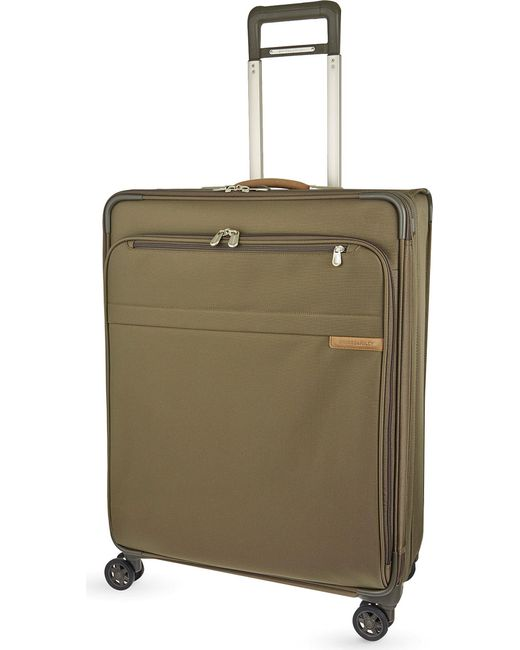 Briggs & Riley - Green Baseline Cx Expandable Four-wheel Spinner Suitcase 71cm for Men - Lyst