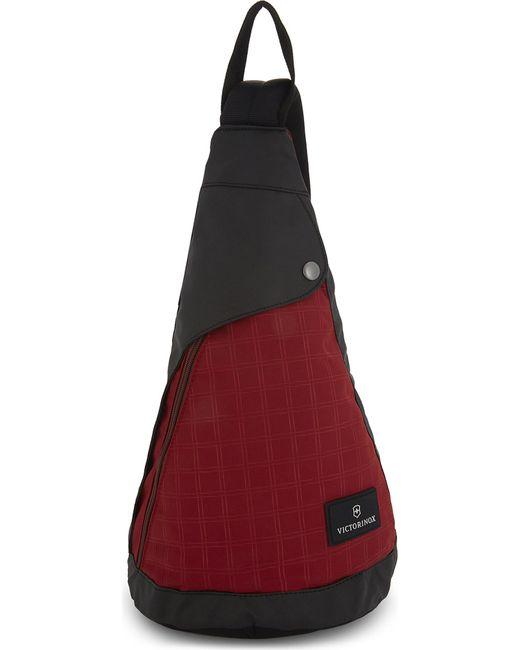 Victorinox - Red Altmont 3.0 Monosling Backpack for Men - Lyst