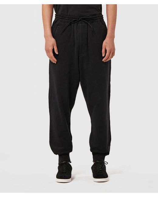 Y-3 Black Classic Cuff Pant for men