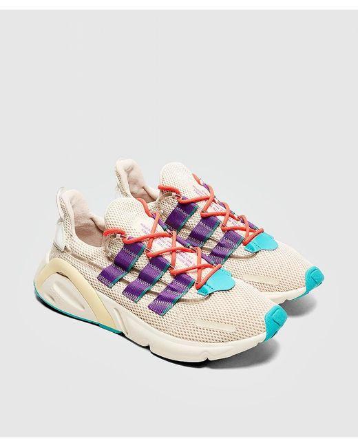 free shipping 043ce ad78c ... Adidas - Multicolor Lx Adiprene Sneaker - Lyst ...
