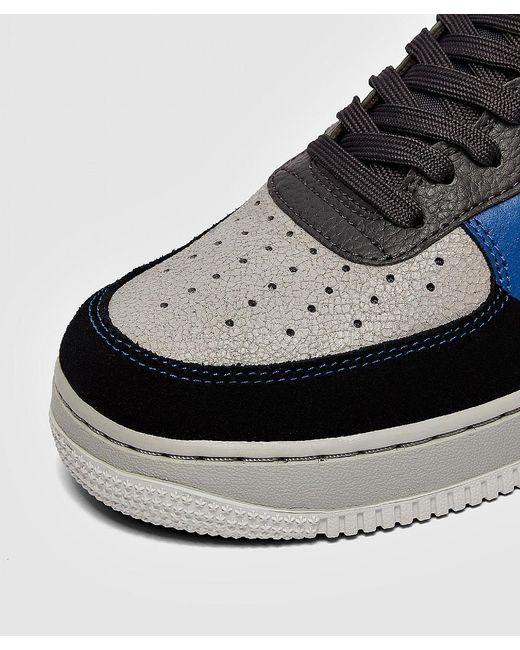 Men's Gray Air Force 1 '07 Sneaker