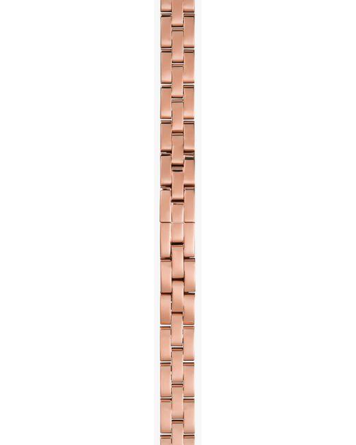 Shinola | Metallic 8mm Rose Gold Bracelet | Lyst
