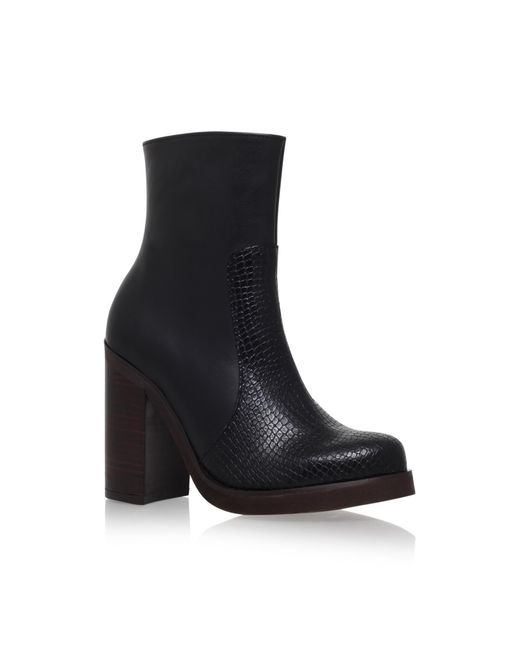Carvela Kurt Geiger | Black Spirit High Heel Boots | Lyst