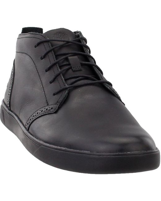 04fa2b8a62a7d Timberland - Black Groveton Lux for Men - Lyst ...