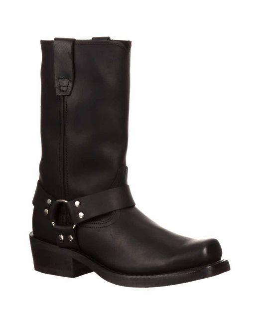 Durango | Black Women's Harness Western Boot | Lyst