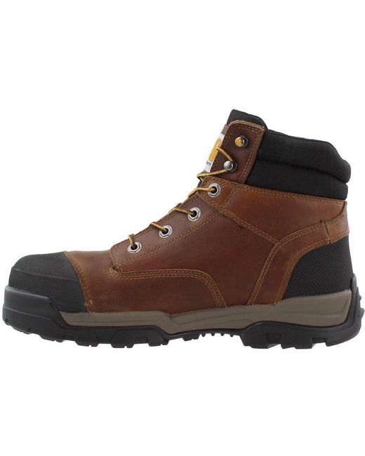 8aa193f474 Carhartt Mens 6 Energy Waterproof Composite Toe CME6355 Industrial Boot  Work Safety Equipment & Gear Occupational ...