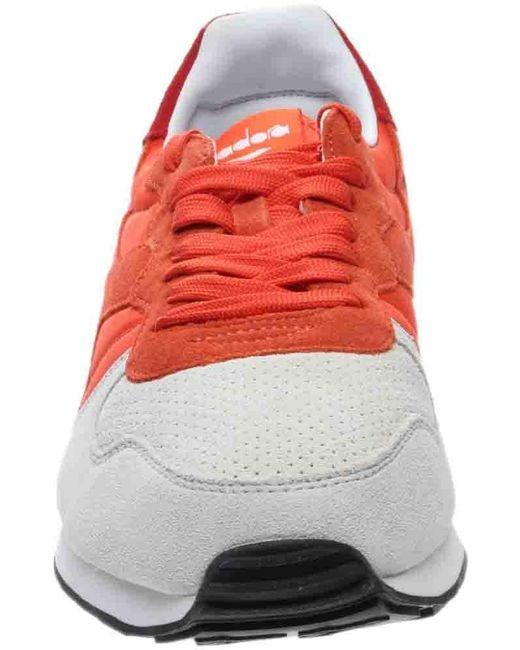 Diadora Mens Camaro Double Ii Running Casual Sneakers Shoes